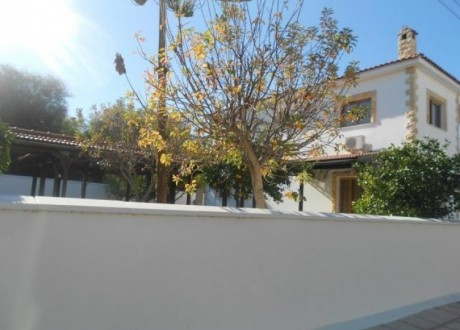 Detached House For Rent in Oroklini, Larnaca - HR-68364