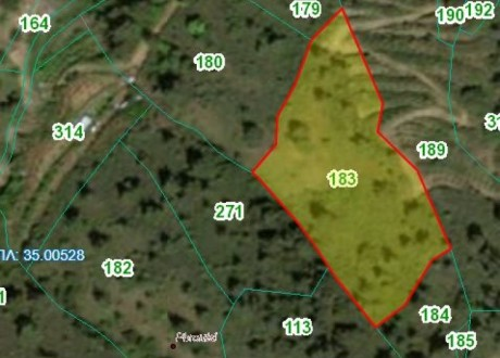 Agricultural Land For Sale in Kaliana, Nicosia - L-70970