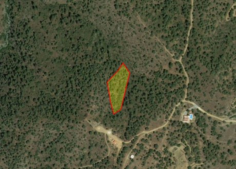 Agricultural Land For Sale in Kapedes, Nicosia - L-71420