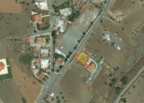 Residential Land  For Sale in Analiontas, Nicosia - P-71418