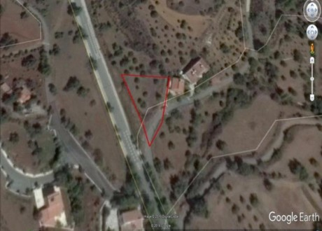 Residential Land  For Sale in Lageia, Larnaca - L-68886