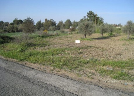 Residential Land  For Sale in Lythrodontas, Nicosia - P-69406