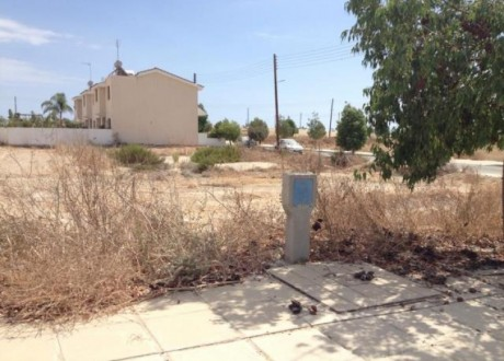 Residential Land  For Sale in Alaminos, Larnaca - P-62395