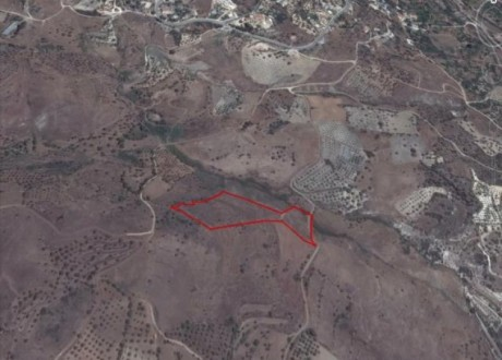 Residential Land  For Sale in Episcopi, Paphos - L-50273