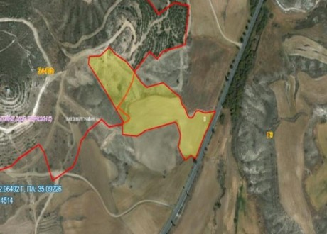 Agricultural Land For Sale in Kato Koutrafas, Nicosia - L-70896