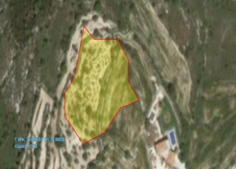 Agricultural Land For Sale in Kritou Tera, Paphos - L-70092