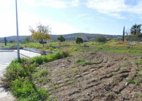 Residential Land  For Sale in Pyrgos Lemesou, Limassol - P-63688