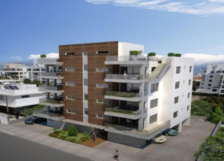 Apartment For Sale in Larnaca, Larnaca - A-64652