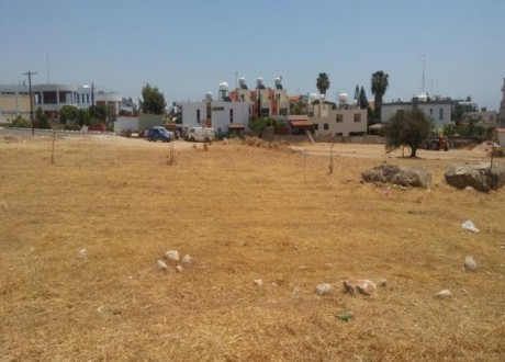 Residential Land  For Sale in Geroskipou, Paphos - P-70549