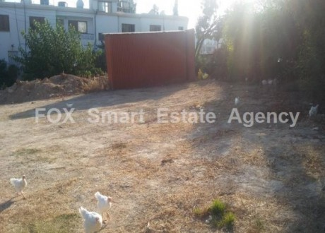 Residential Land  For Sale in Empa, Paphos - P-70870