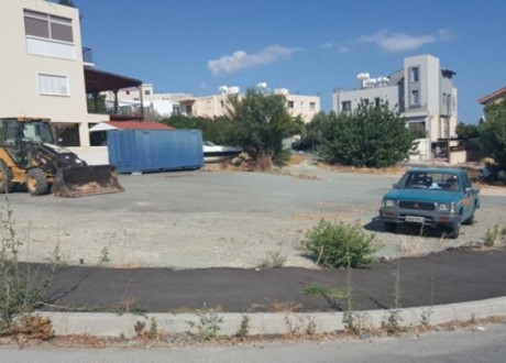 Residential Land  For Sale in Agia Filaxi, Limassol - P-65797