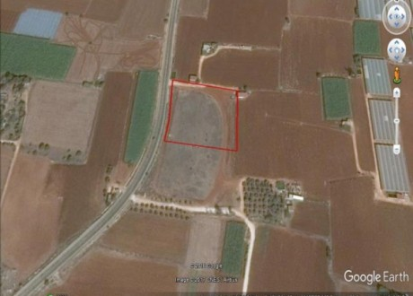 Agricultural Land For Sale in Sotira Ammochostou, Famagusta - L-69915