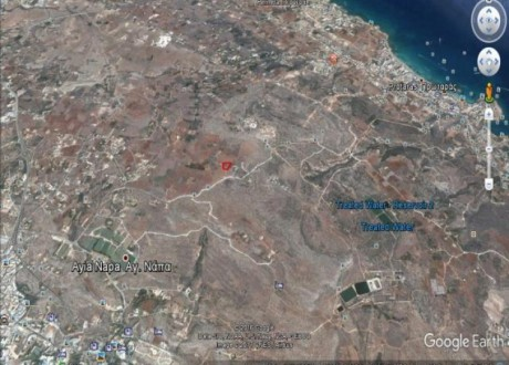 Agricultural Land For Sale in Paralimni, Famagusta - L-69916