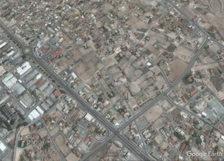 Residential Land  For Sale in Agios Fanourios, Larnaca - L-68481