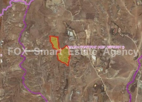 Agricultural Land For Sale in Pano Deftera, Nicosia - L-68004