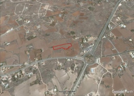 Agricultural Land For Sale in Paralimni, Famagusta - L-69506