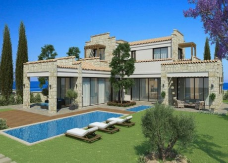 Detached House For Sale in Kouklia, Paphos - H-69066