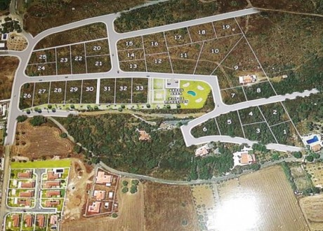 Residential Land  For Sale in Pyrga, Larnaca - P-66693