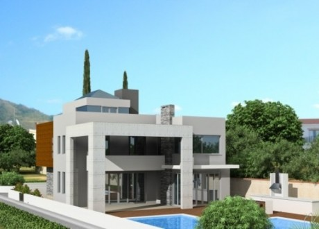 Detached House For Sale in Argaka, Paphos - H-64046