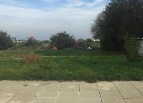 Residential Land  For Sale in Dromolaxia, Larnaca - P-73044