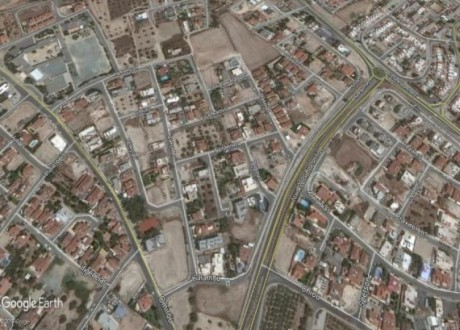Residential Land  For Sale in Agios Fanourios, Larnaca - P-72076