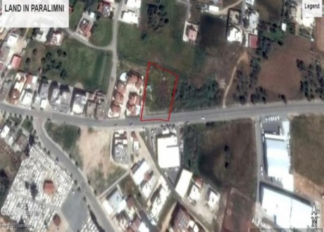 Residential Land  For Sale in Paralimni, Famagusta - L-72551