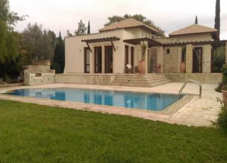 Detached House For Sale in Aphrodite Hills, Paphos - H-72799