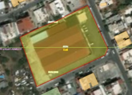 Building For Sale in Limassol, Limassol - B-72550