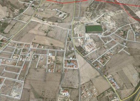 Residential Land  For Sale in Pyla, Larnaca - L-80364