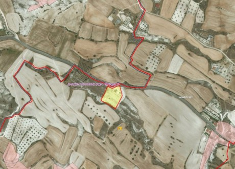 Agricultural Land For Sale in Analiontas, Nicosia - L-94854
