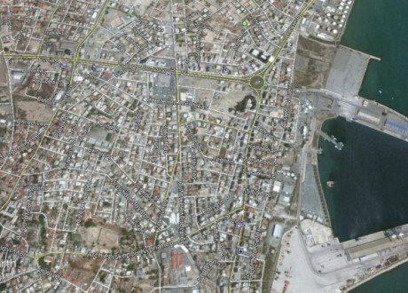 Residential Land  For Sale in Larnaca Port Area, Larnaca - P-94971