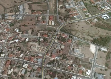 Residential Land  For Sale in Livadia Larnakas, Larnaca - L-94972