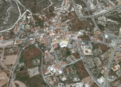 Residential Land  For Sale in Skarinou, Larnaca - P-95041