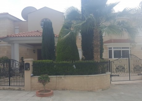 Detached House For Rent in Agios Tychonas, Limassol - HR-95157