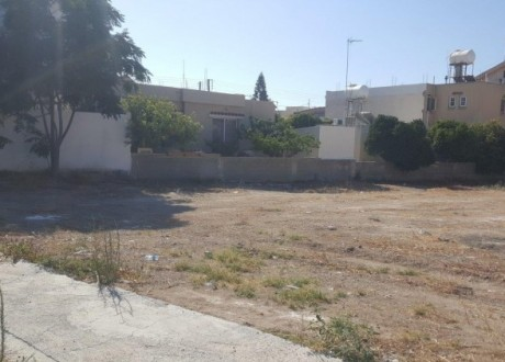 Residential Land  For Sale in Agios Spiridon, Limassol - P-95995