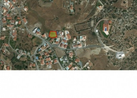 Residential Land  For Sale in Parekklisia, Limassol - L-97052