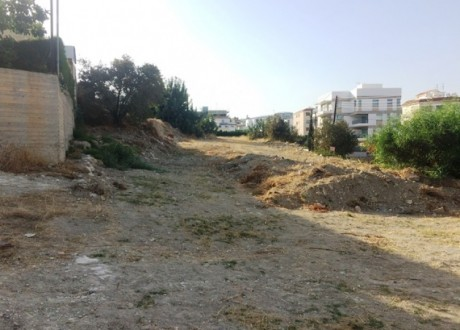 Residential Land  For Sale in Agios Athanasios, Limassol - P-95815