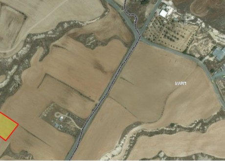 Agricultural Land For Sale in Pera Orinis, Nicosia - L-99113