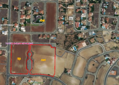 Residential Land  For Sale in Gsp Area, Nicosia - P-99273