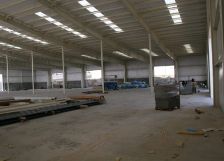 Warehouse For Rent in Agios Sillas, Limassol - WR-99294