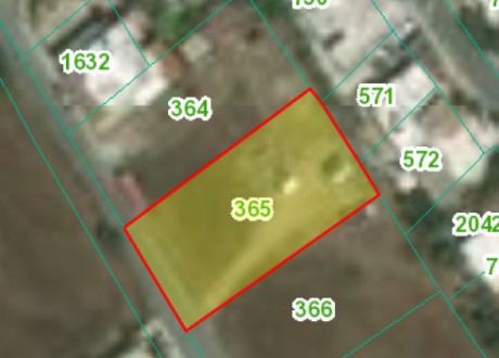 Residential Land  For Sale in Geroskipou, Paphos - P-99451