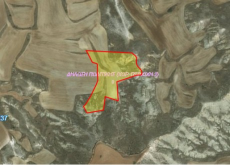 Agricultural Land For Sale in Pera Orinis, Nicosia - L-99476