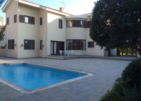 Detached House For Rent in Agios Athanasios, Limassol - HR-99628