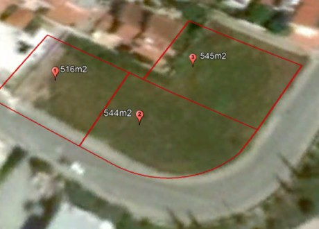Residential Land  For Sale in Meneou, Larnaca - P-99715