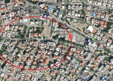 Residential Land  For Sale in Kaimakli, Nicosia - P-99897