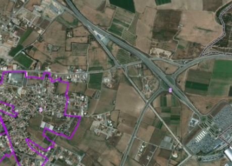 Residential Land  For Sale in Dromolaxia, Larnaca - L-100026