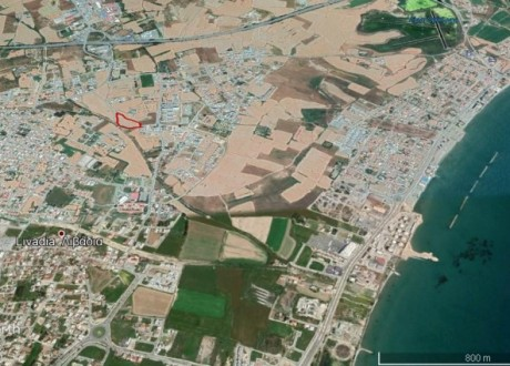 Residential Land  For Sale in Livadia Larnakas, Larnaca - L-100220