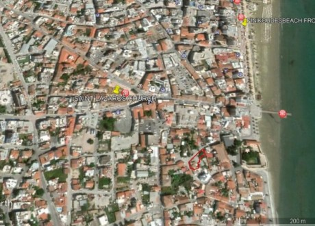 Residential Land  For Sale in Larnaca Centre, Larnaca - P-100222