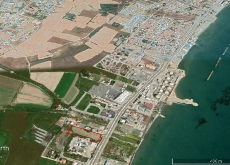 Residential Land  For Sale in Dekelia, Larnaca - L-100230