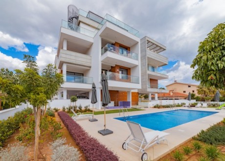 Apartment For Sale in Potamos Germasogeias, Limassol - A-100241